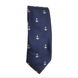Banana Republic Men's Necktie Tie One Size Blue